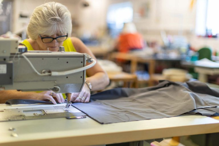 The Norfolk Sewing Company Team At Work